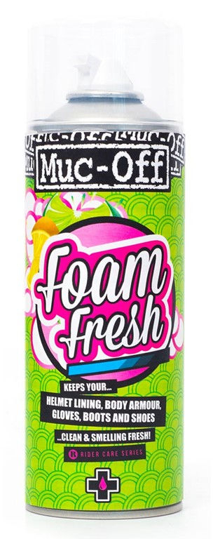 Muc-off Foam Fresh Cleaner 400 ml. | hjelm > tilbehør