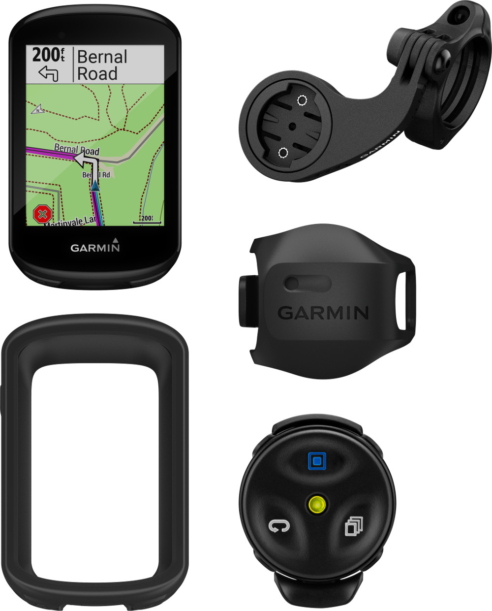 Garmin Edge 830 MTB-bundle | Cykelcomputere