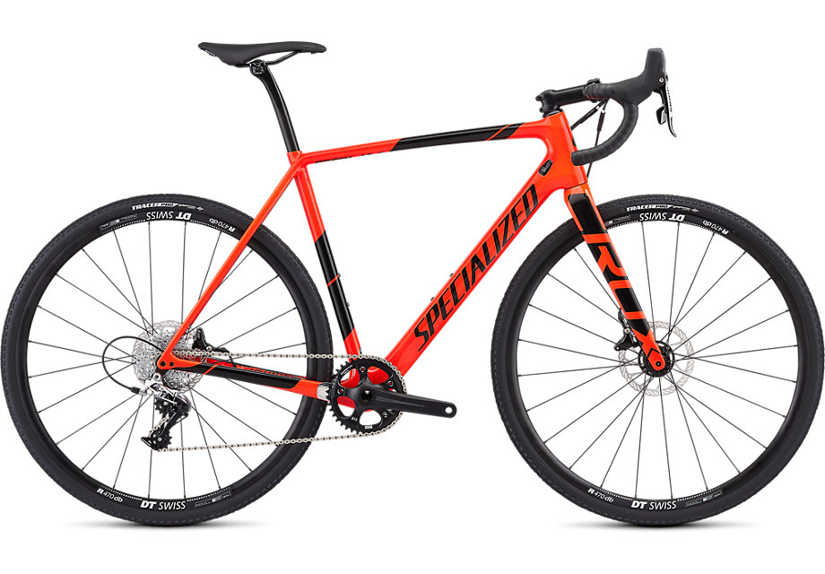 Specialized CruX Elite 2019 - rød | Cross-cykler