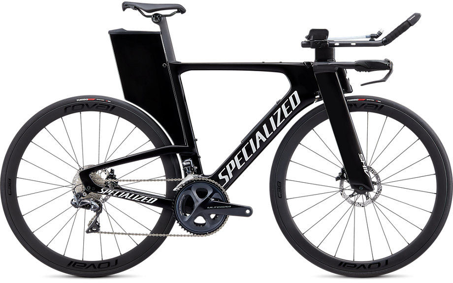 SPECIALIZED Shiv Expert Disc Gloss Carbon/Metallic White Silver/Clean 2020 | triathlon og enkeltstartscykel