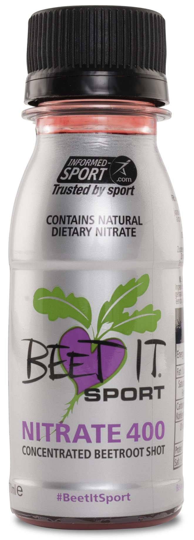 Beet It Sport Nitrate 400 Shot | Shots and Chews