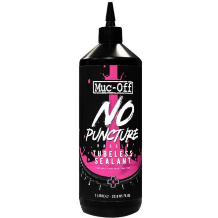 MUC-OFF No Puncture Hassle Tubeless Sealant 1 Liter