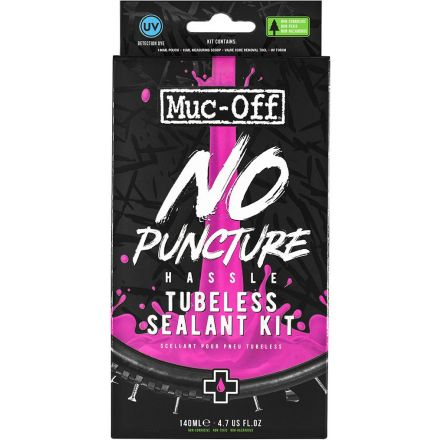 Muc Off No Puncture Hassle 140ml Tubeless Kit