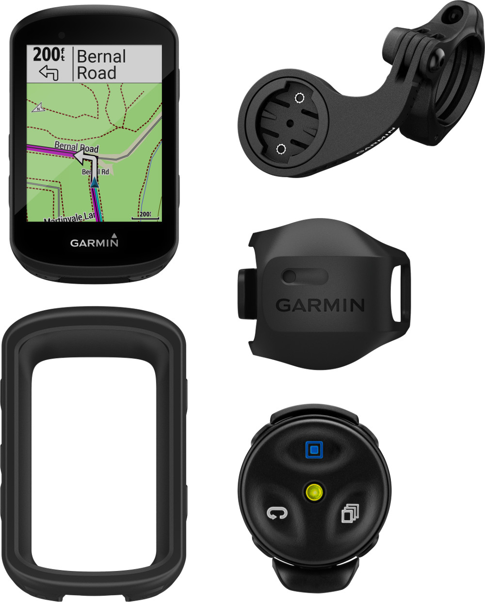 Garmin Edge 530 Mountainbike Bundle | Cykelcomputere