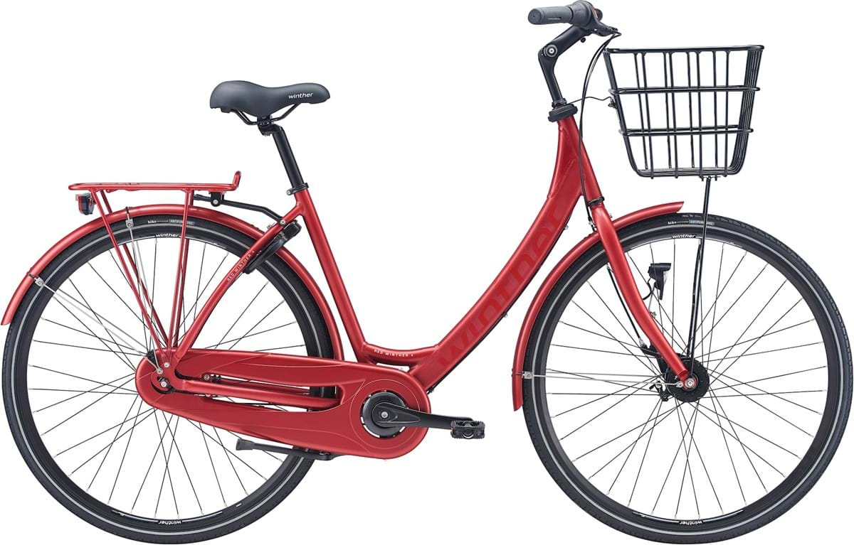 Winther - 4 | city-cykel