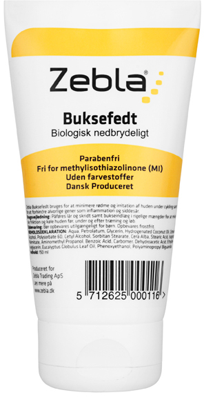 Zebla Buksefedt | Body maintenance