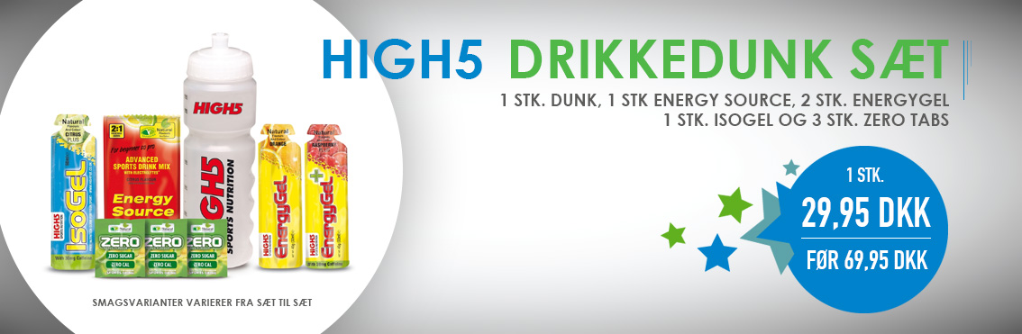 HIGH5 drikkedunk mm